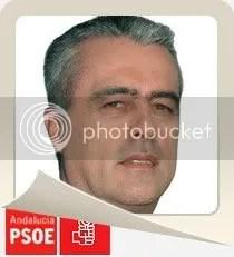 Antonio Barrientos, alcalde de Estepona