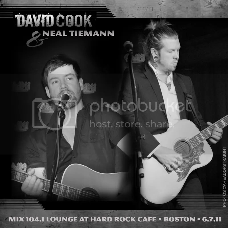 Album art for David Cook @ Mix1041