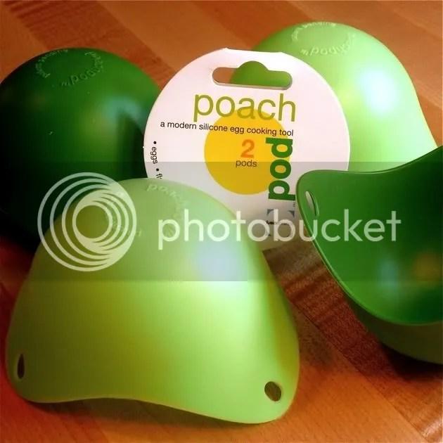 Silicone Poach Pods