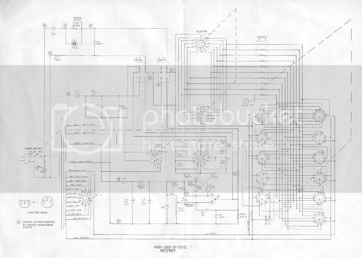 Schematic Photo By Anagrams