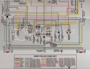 51 F1 Headlight Switch Diagram  Ford Truck Enthusiasts Forums