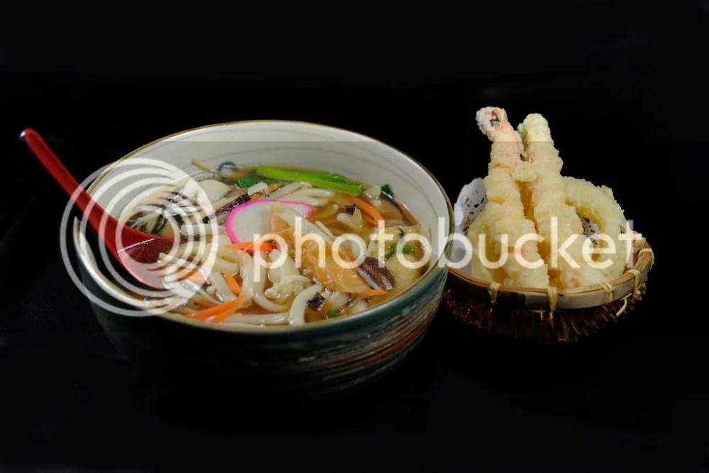 photo Wasabi_Tempura_Udon_Noodle-soup_dinner.jpg. Udon
