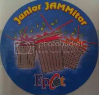 Jammin' Junior JAMMitor sticker