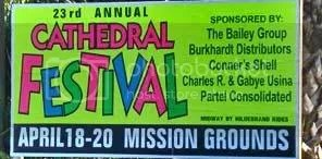 Cathedral Festival