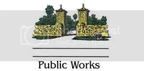 City Public Works Department