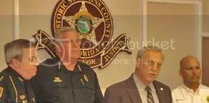 Sheriff's press conference
