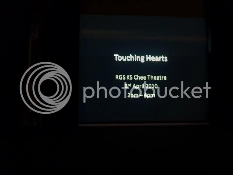 Touching Hearts!,Touching Hearts
