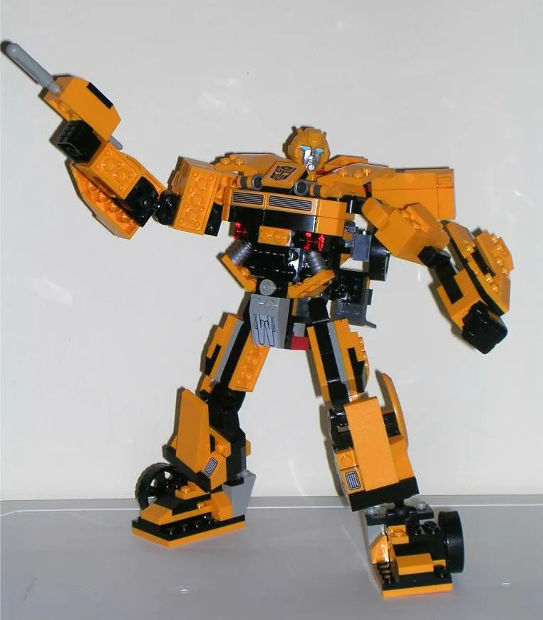 kre o transformers stealth bumblebee instructions