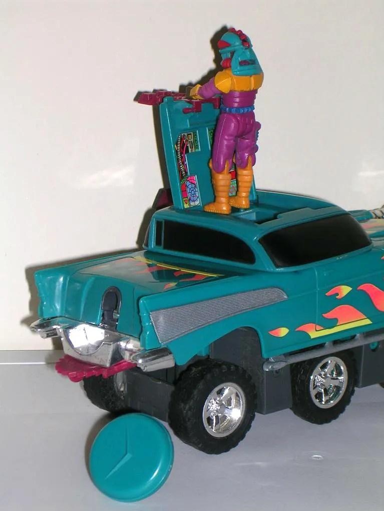 Car Lots In Kenner >> Vintage Vault: M.A.S.K. Hurricane with Hondo MacLean by Kenner   FigureFan Zero