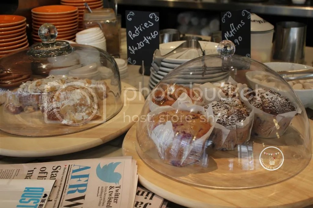 Pastries & Muffins