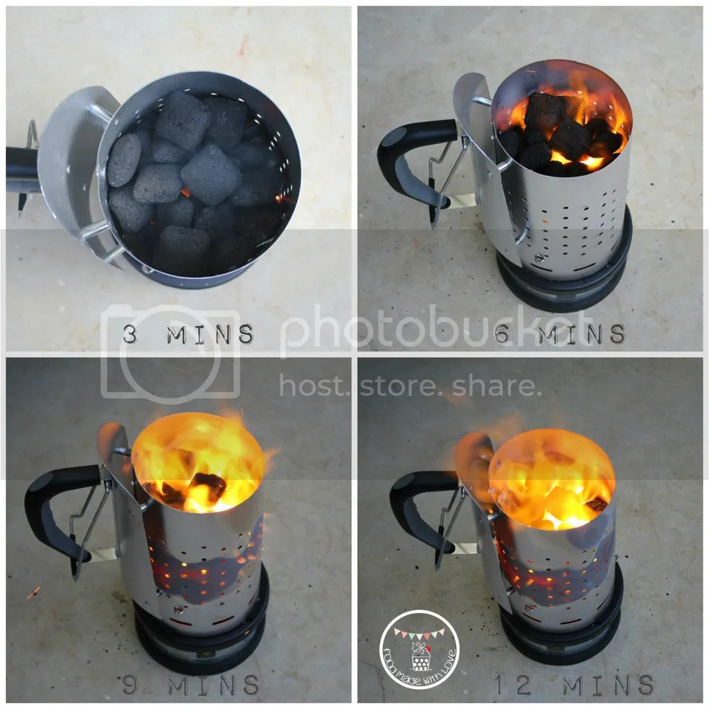 Using the BBQ Chimney & Chimney Booster