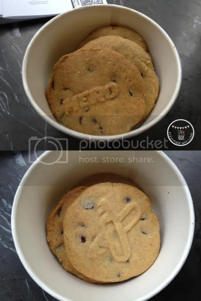 Hero cookie