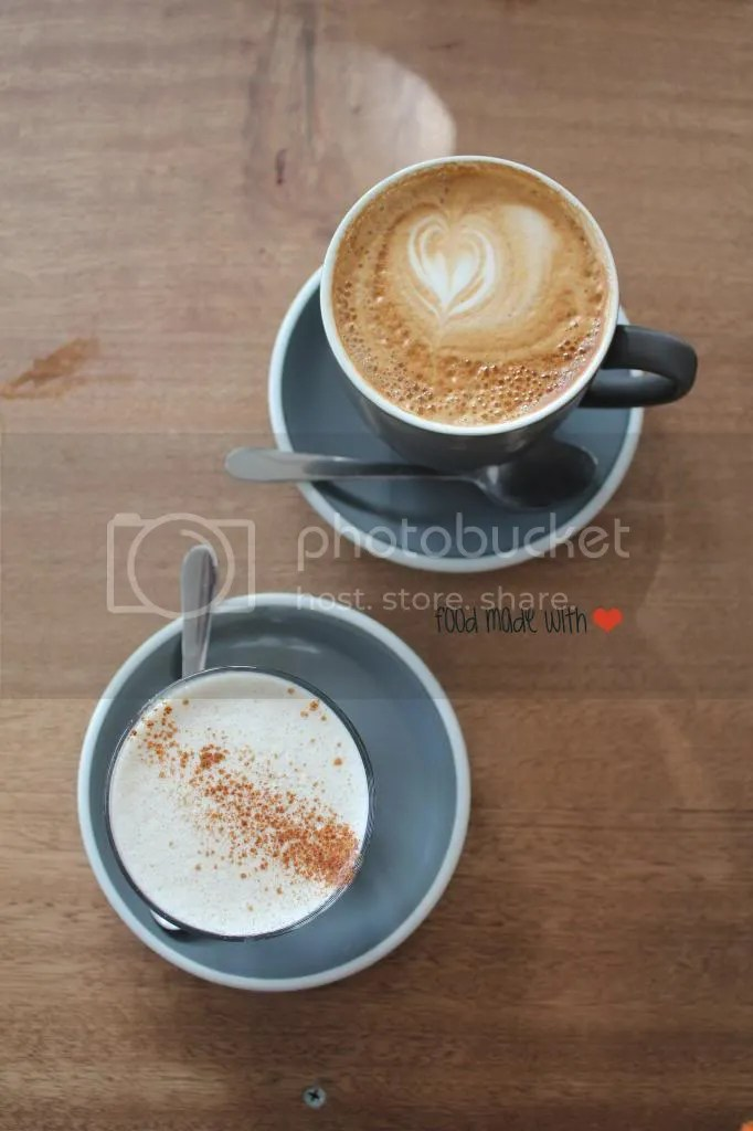 Latte and Chai Soy Latte
