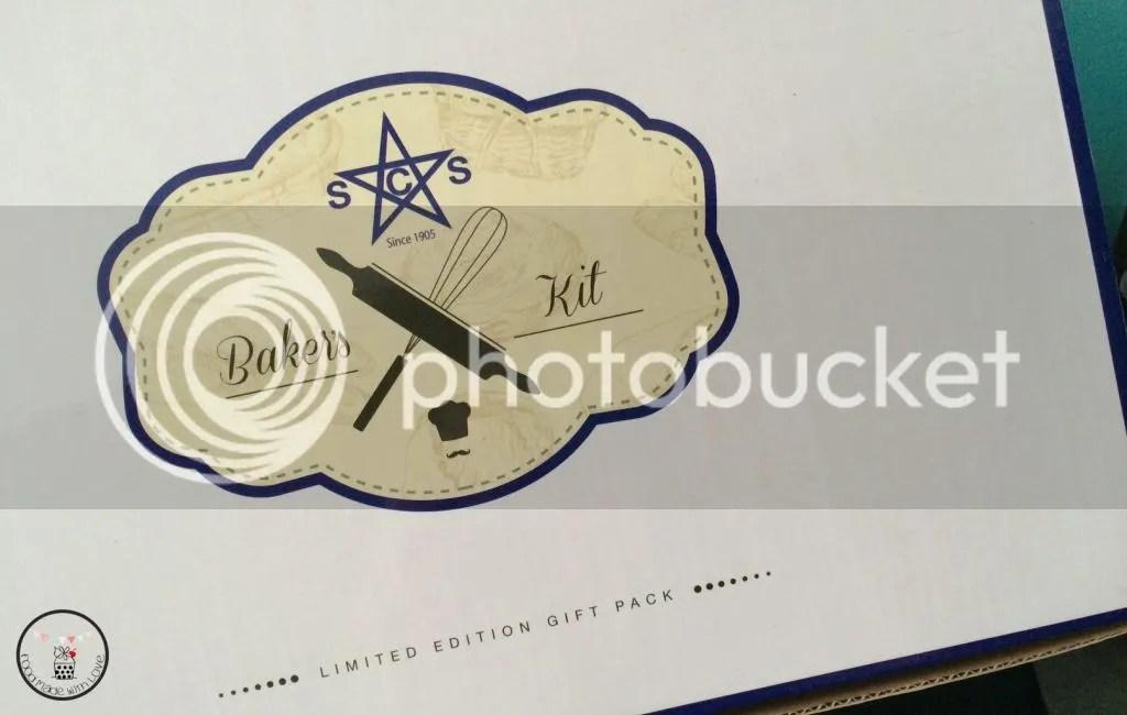 SCS Baker's Starter Kit