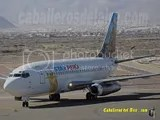 Star Peru 737-200 en Arequipa