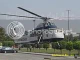 Sikorsky de Helicusco en SITDEF PERU 2009