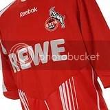 1. FC Köln Reebok 09-10 Home Kit Trikot