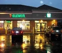 The 7-Eleven on the corner of 103rd and Central in Oak Lawn, IL