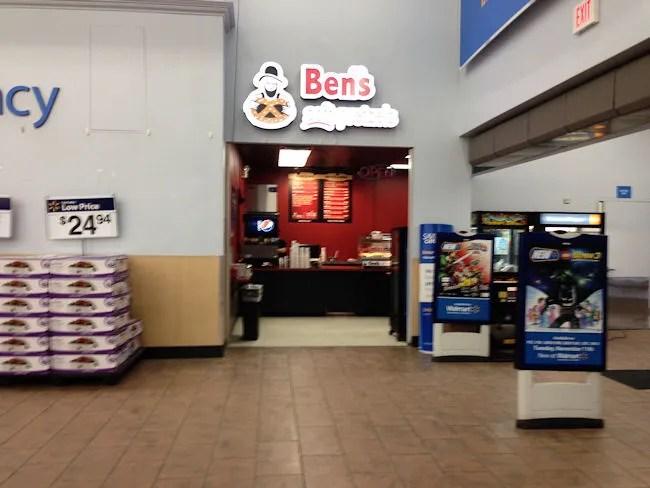 Ben's Soft Pretzel