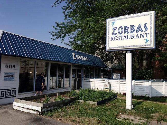 Zorba's Restaurant