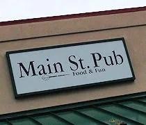 Main St. Pub