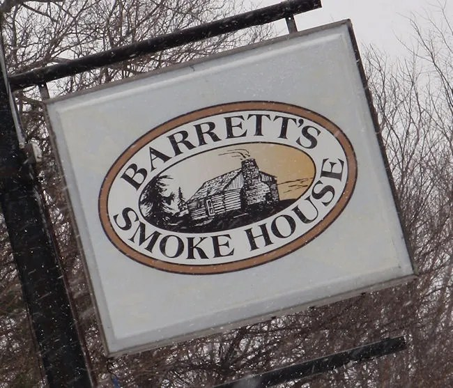 Barrett's Smoke House