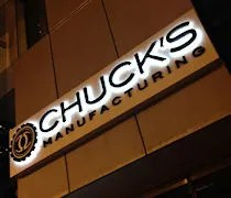 Chuck's  Manufacturing