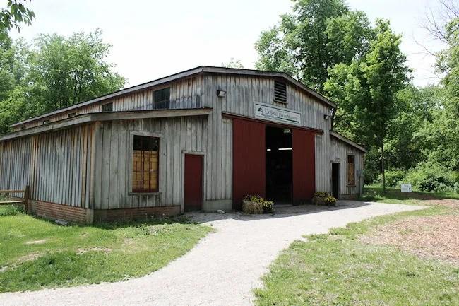 DeLano Farms Farmyard