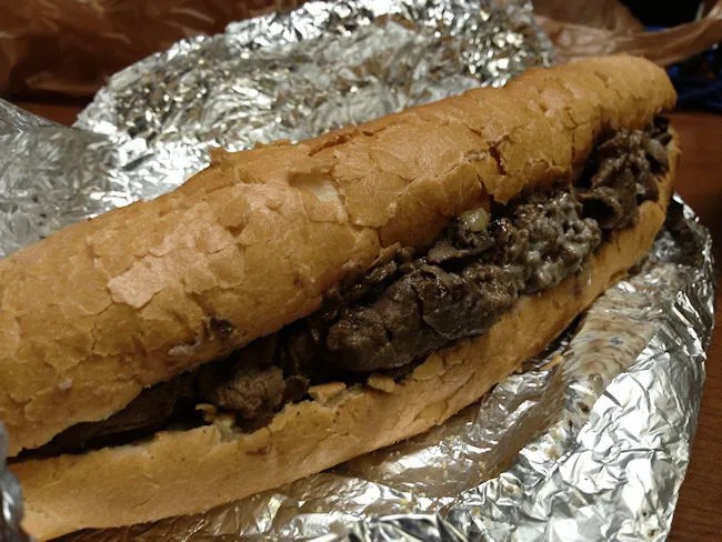 Fat Johnny's Cheesesteak Co.