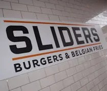 Sliders Burgers & Belgian Fries