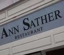 Ann Sather Restaurant on West Belmont in Chicago.