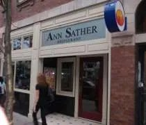 Ann Sather Restaurant in Chicagos Lakeview neighborhood.