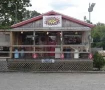 The BBQ Shack in Jackson just off of US 127