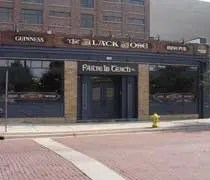 The Black Rose Irish Pub in downtown Grand Rapids