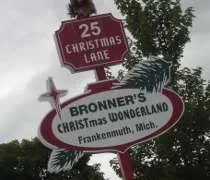 Bronners CHRISTmas Wonderland in Frankenmuth