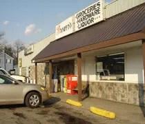 Brower Food & Hardware on Aurelius Rd. in Holt, MI