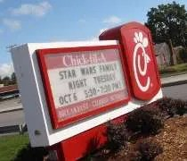 Chick-fil-A on Michigan Street in South Bend, IN