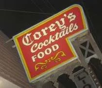 Coreys Restaurat & Lounge on South Cedar Street in Lansing.