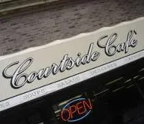 The Courtside Cafe on Washington Street in Owosso.
