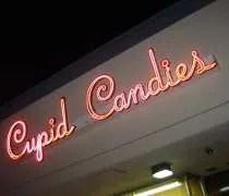Cupid Candies on 95th Street in Oak Lawn.
