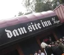 The Dam Site Inn in Hell, MI