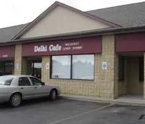 The Delhi Cafe on Willoughby Road in Holt.