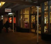 Dunkin Donuts on Wabash Street in downton Chicago