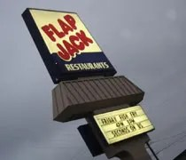 Flap Jacks South Lansing location on South Cedar St.