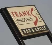 Franks Press Box East near the I-96 exit in Okemos.