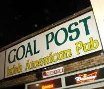 The Goal Post Pub on 95th Street in Oak Lawn, IL
