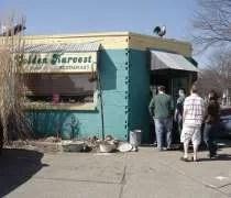 Easily the best breakfast town.  The Golden Harvest on Lansings north side.
