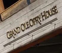 The Grand Ole Opry in Nashville, TN