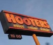 Hooters of Lansing on E. Edgewood Blvd.