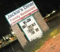 Jackies Diner on South Pennsylvania Avenue in Lansing.